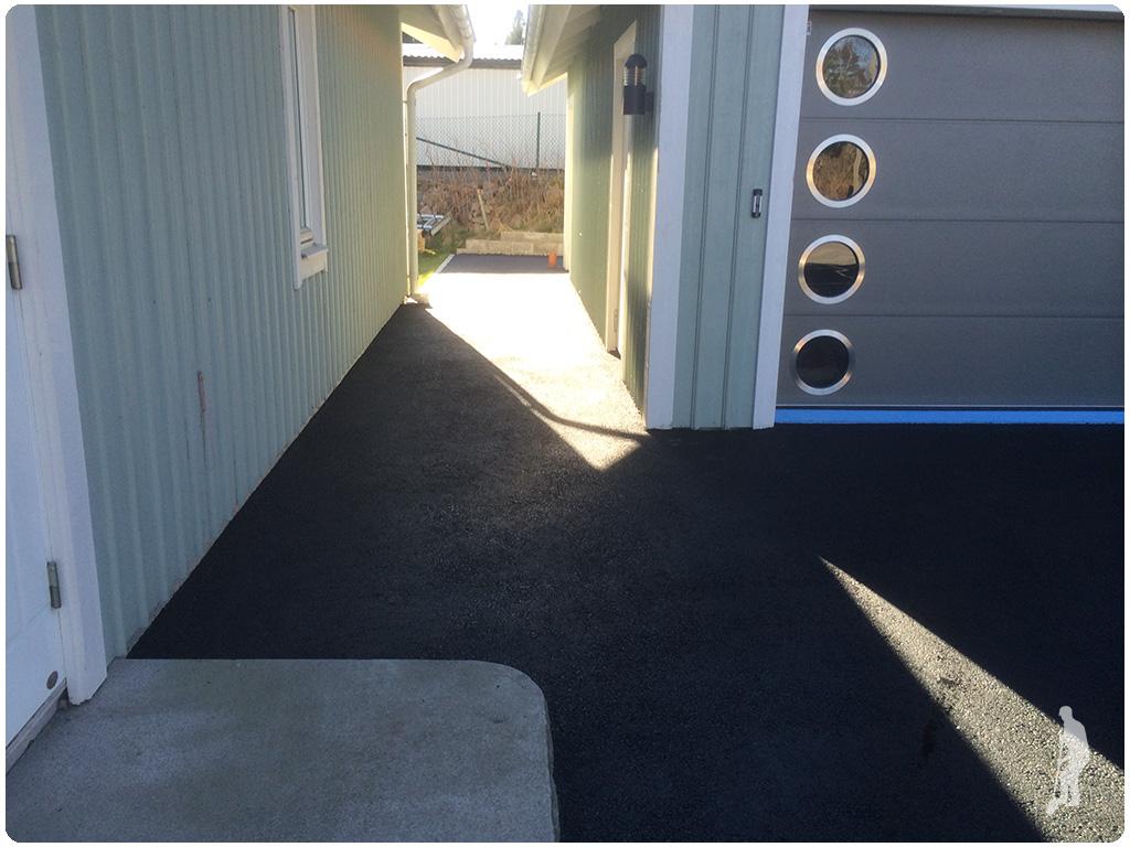 garageuppfart